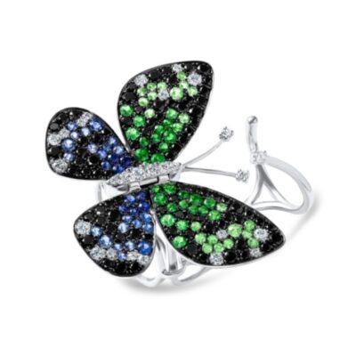 Schmetterlingring