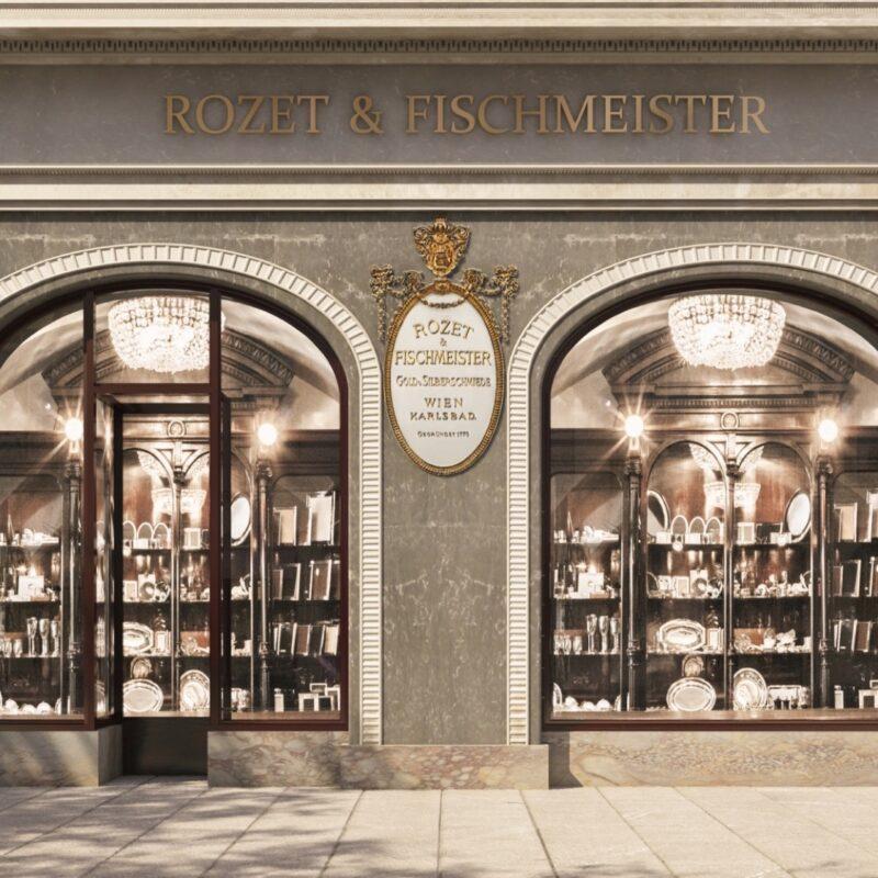 Rozet & Fischmeister Standort