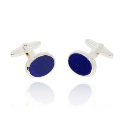Manschettenknöpfe Lapis Lazuli